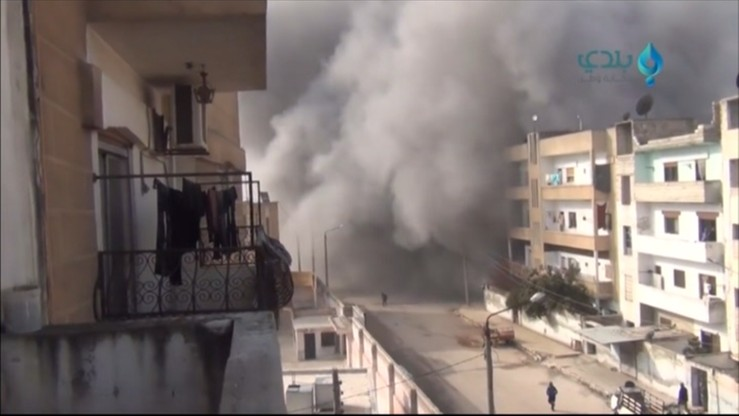 Reżim w Syrii użył broni chemicznej - potwierdza Biały Dom. Nałożono sankcje