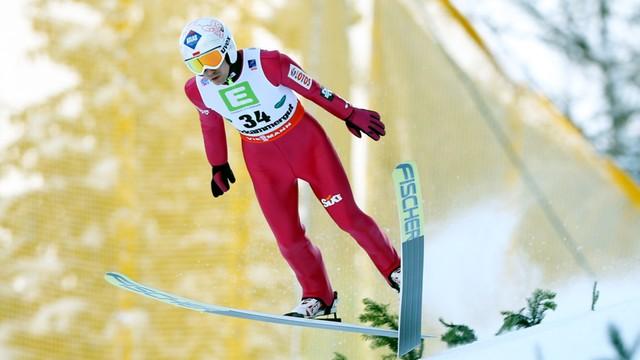 MŚ w lotach narciarskich - Stoch odpadł w kwalifikacjach