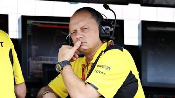 2017-01-11 Formuła 1: Rezygnacja szefa teamu Renault