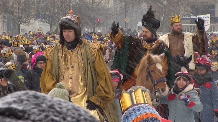 Dziś Święto Trzech Króli. Ponad 500 orszaków w całej Polsce