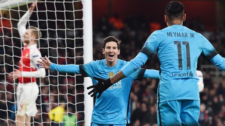Messi zdobył 10-tysięcznego gola dla FC Barcelony