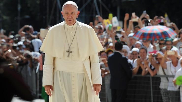 Papież upomina rządzących ws. Syrii. To z powodu ich obojętności giną ludzie