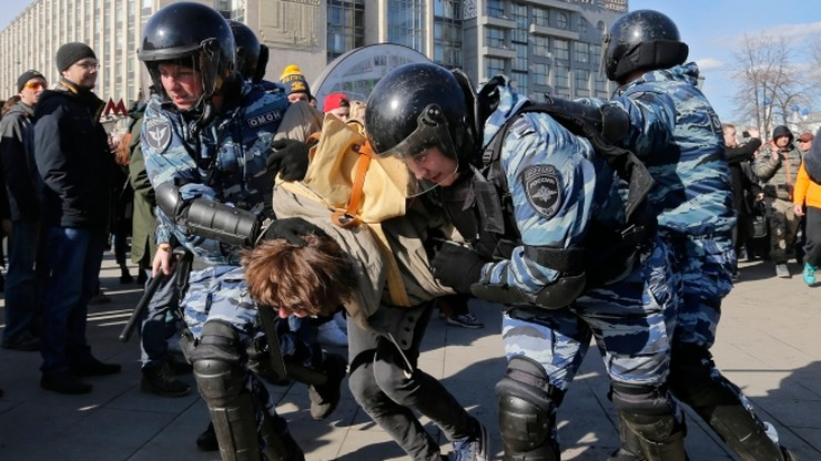 Rosja: filmowcy wyrazili solidarność z zatrzymanymi demonstrantami