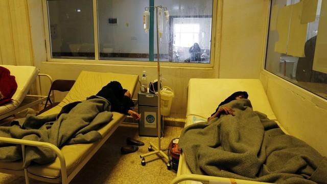 Epidemia cholery szaleje w Jemenie. Ponad pół miliona zakażonych