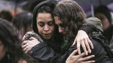 2016-10-24 Argentyna: kolejne kobiety padły ofiarą zabójstwa, mimo społecznych protestów