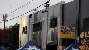USA: do 33 wzrosła liczba ofiar śmiertelnych pożaru w Oakland