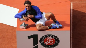 2017-06-12 Rankingi ATP: Nadal wiceliderem, Djokovic najgorzej od 2009 roku