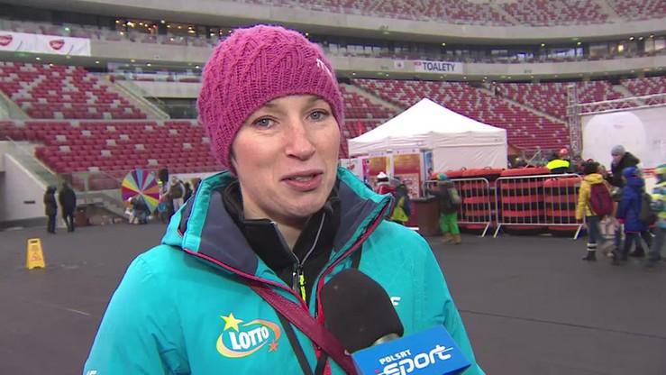 Bachleda-Curuś: Mam nadzieję, że wrócę do łyżwiarstwa