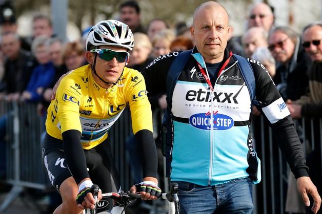 Ranking UCI: Porte liderem, Kwiatkowski czwarty