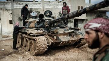 26-01-2016 05:12 Syryjska armia odbiła z rąk rebeliantów strategiczne miasto w prowincji Dara