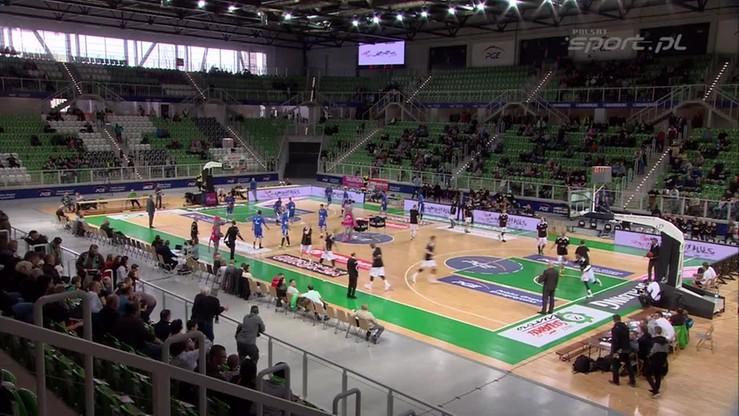 2015-04-04 Turów Zgorzelec - AZS Koszalin 103:68. Skrót meczu