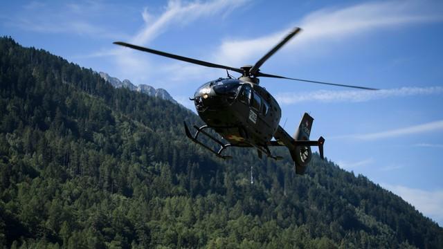 Szwajcaria: Osiem osób zaginęło wskutek osunięciu się ziemi w Alpach