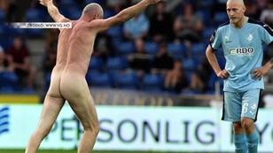 Nagi mistrz Europy przerwał mecz duńskiej ekstraklasy