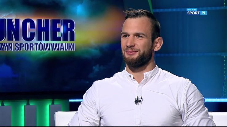Łebkowski poznał rywala: Takich przeciwników mam non stop