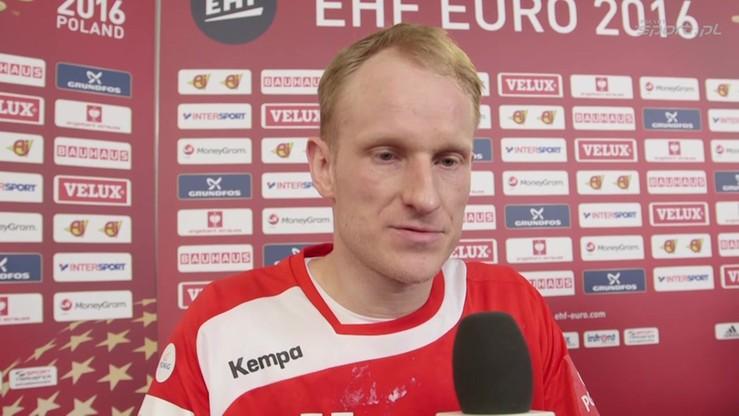 Wiśniewski: Mieliśmy ich dobrze rozpracowanych, ale zawiodła gra w obronie