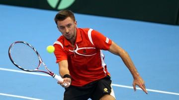 2015-10-27 ATP w Walencji: Przysiężny pokonany już w pierwszej rundzie
