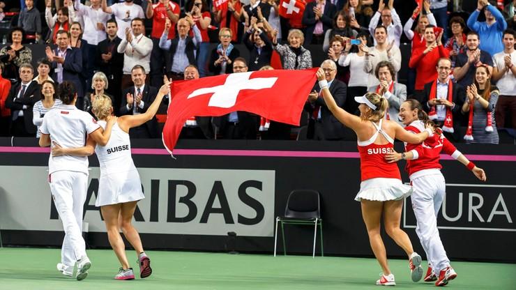 Fed Cup: Czechy, Białoruś i Szwajcaria w półfinałach