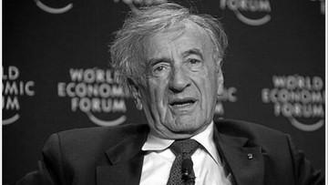 02-07-2016 22:16 Elie Wiesel nie żyje. To on stworzył termin Holocaust