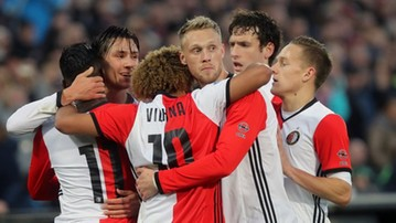 2017-05-07 Excelsior Rotterdam - Feyenoord Rotterdam. Transmisja w Polsacie Sport News
