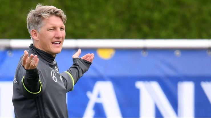 Euro 2016: Schweinsteiger zacznie turniej na ławce