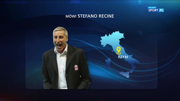 Stefano Recine: Dyrektor sportowy razem z trenerem jest odpowiedzialny za budowę drużyny