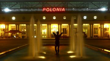 2016-12-17 Nieznani sprawcy wtargnęli na spotkanie wigilijne Polonii Warszawa
