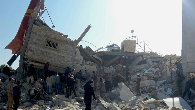 Syria: w Aleppo zaczął obowiązywać ogłoszony przez Rosję rozejm