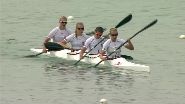Polki płyną po brązowy medal