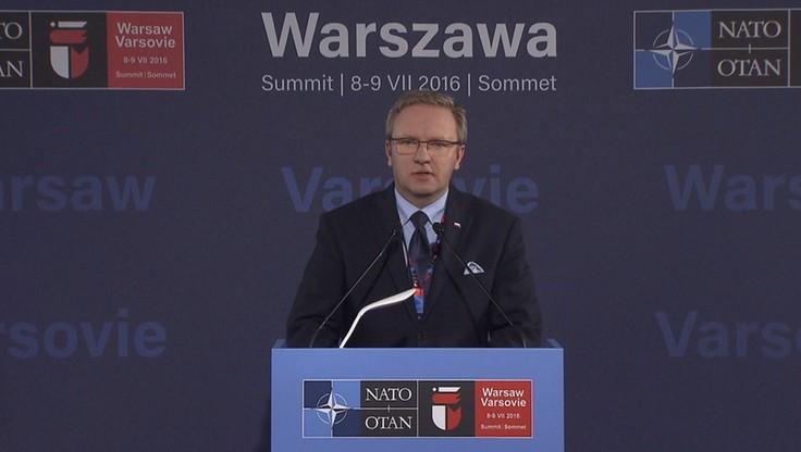 Szczerski: będzie współpraca Polski i USA dot. bezpieczeństwa energetycznego