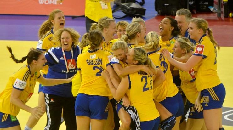 Szwedki z brązowym medalem ME