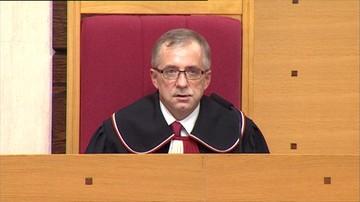 TK: sędzia powinien być zaprzysiężony niezwłocznie, a nie w terminie 30 dni