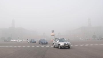 """Smog sparaliżował Delhi. """"Zanieczyszczenie powietrza poważnie zagraża zdrowiu mieszkańców"""""""