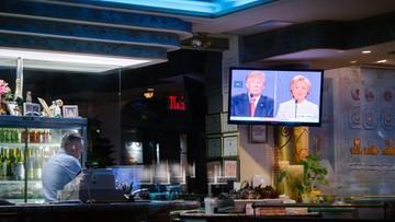"""20-10-2016 09:57 Media: """"To taka wstrętna kobieta"""" i  brak odpowiedzi czy zaakceptuje wynik wyborów. To zaszkodziło Trumpowi"""