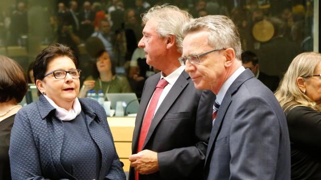 Unijny szczyt ministrów spraw wewnętrznych na temat uchodźców