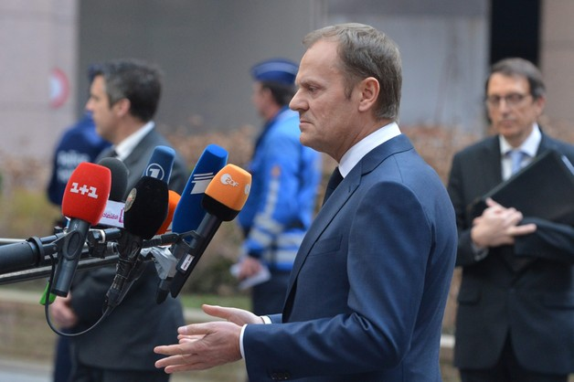 Tusk o rozmowach w Mińsku: powinniśmy być ostrożni
