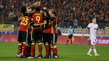 2016-11-13 El. MŚ 2018: Kanonada Belgów! Estonia straciła aż 8 goli