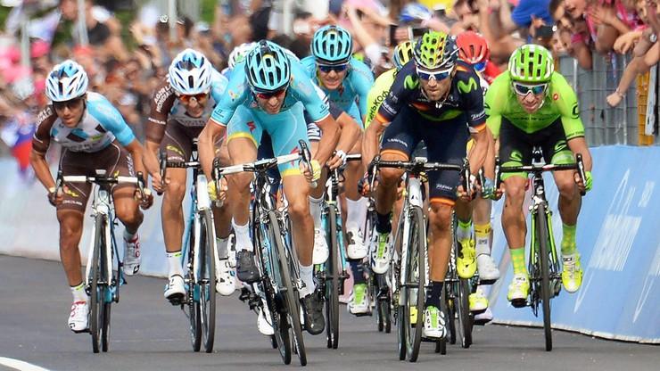 Majka wciąż w czołówce wyścigu Giro d'Italia
