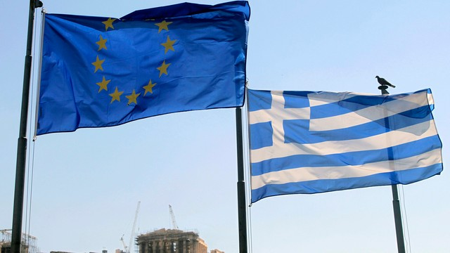 Finanse Grecji w trochę lepszym stanie