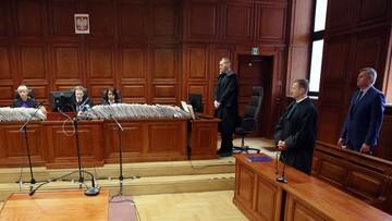 21-06-2016 11:41 Były wiceszef BOR skazany ws. ochrony VIP-ów w Smoleńsku