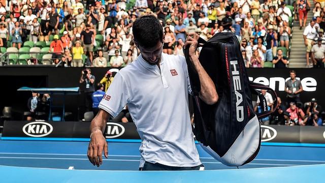 Klęska faworyta. Novak Djokovic odpadł w 2. rundzie Australian Open
