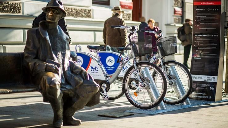 Polacy pokochali rowery miejskie. Wypożyczyli je już 10 milionów razy