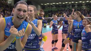2017-04-22 Liga Mistrzyń: VakifBank Stambuł i Imoco Volley Conegliano w finale