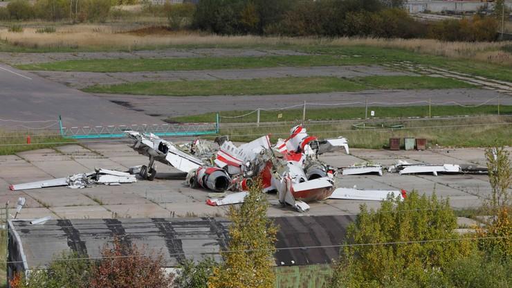 """""""Z dużą pewnością samolot rozpadł się w powietrzu"""". Szef podkomisji smoleńskiej o katastrofie"""
