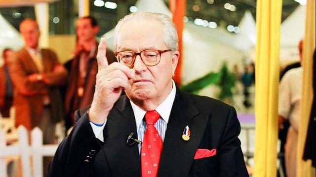 Francja: Jean-Marie Le Pen wykluczony z Frontu Narodowego, który zakładał