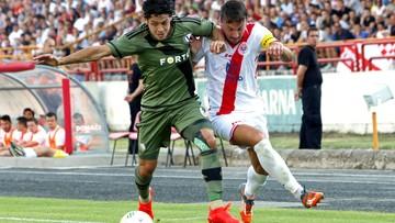 13-07-2016 00:42 Wyjazdowy remis Legii na początek zmagań o Ligę Mistrzów