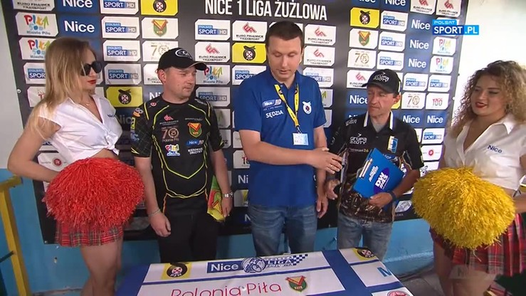 Magazyn Nice 1 Ligi Żużlowej - 12.06