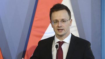 """24-03-2016 17:34 Zamachy w Brukseli otrzeźwią """"obłudną politykę europejską"""" - uważa szef węgierskiej dyplomacji"""