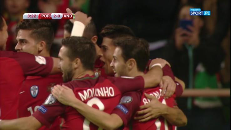 El. MŚ 2018: 8 goli Lewandowskiego vs 9 bramek Ronaldo