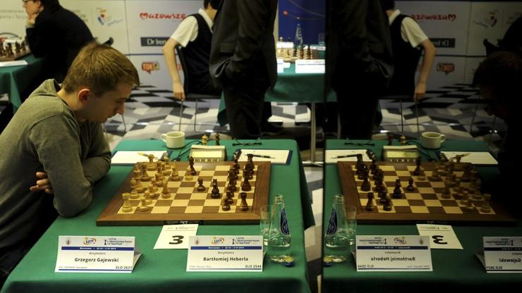 Polscy szachiści w bojowych nastrojach przed ME