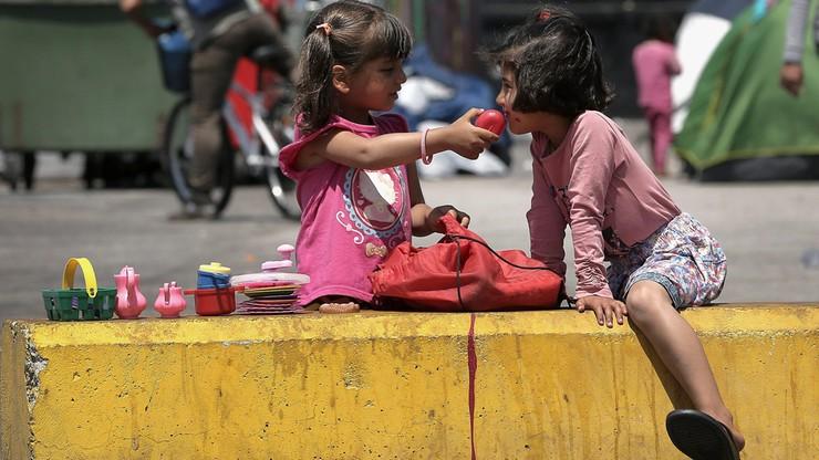 UNICEF: mali imigranci podróżujący bez opieki są narażeni na handel ludźmi